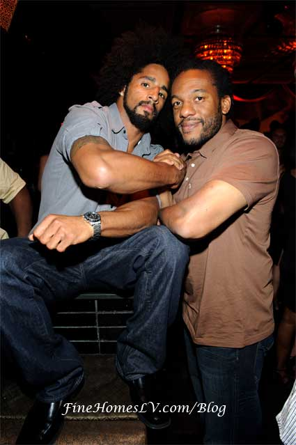 Jamie Yager and Herb Dean