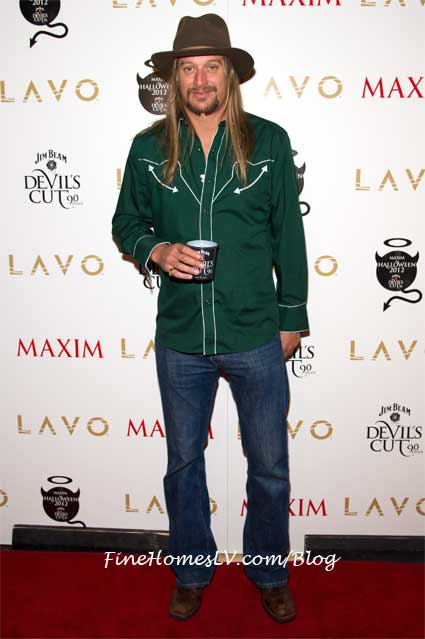 Kid Rock at LAVO