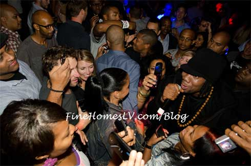 KRS One at LAVO Las Vegas