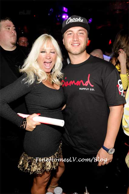 Linda and Nick Hogan