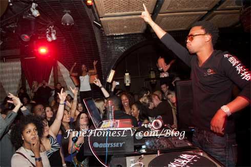 Lupe Fiasco at LAVO Nightclub