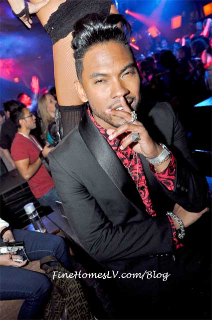 Miguel at LAVO