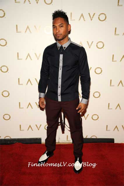 Miguel On the Red Carpet