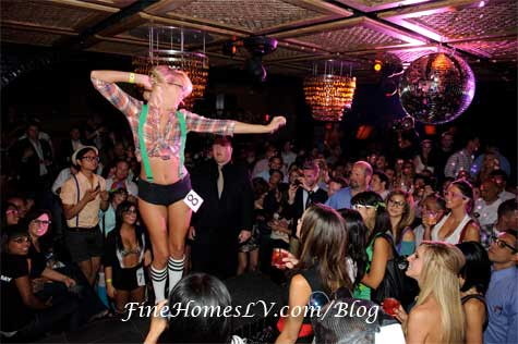Nerd Dance at LAVO Las Vegas