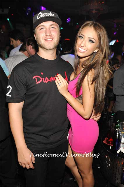 Nick Hogan and Breana Tiesi