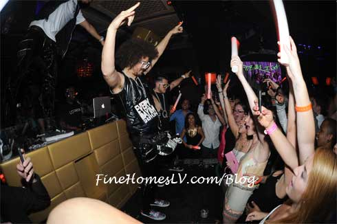 Redfoo La Freak Fridays at LAVO
