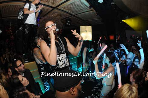 Redfoo at La Freak Fridays