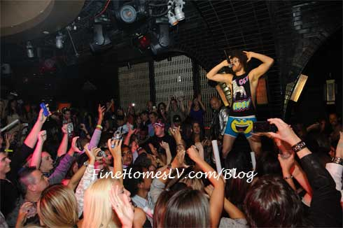 Redfoo of LMFAO at LAVO