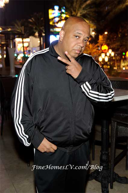 Rev Run at LAVO Terrace