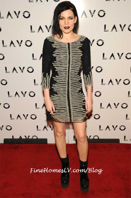 Skylar Grey at LAVO