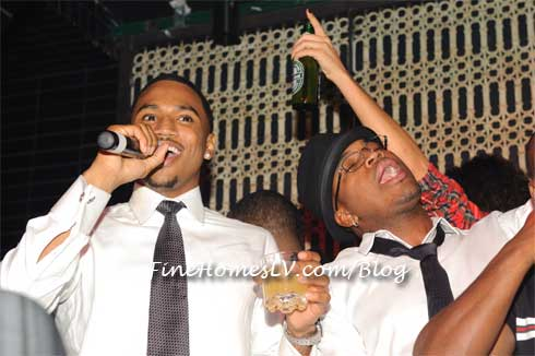 Trey Songz and Ne-Yo