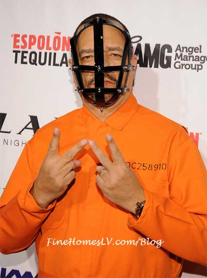 Ice-T Halloween Costume