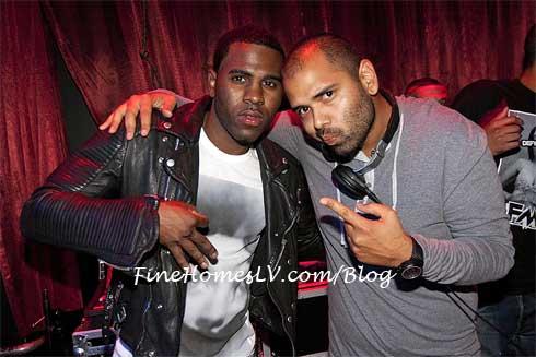 Jason Derulo and DJ Gusto