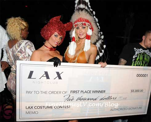 halloween costume contest winner - Las Vegas Halloween Costume