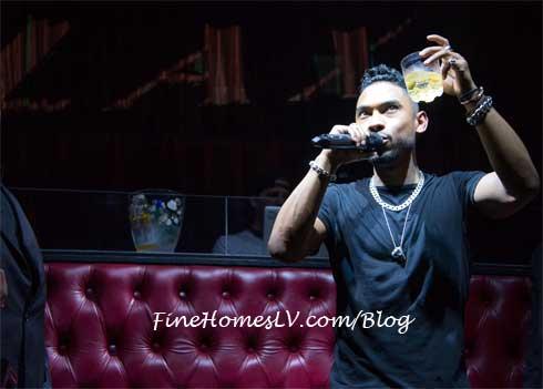 Miguel at LAX Las Vegas