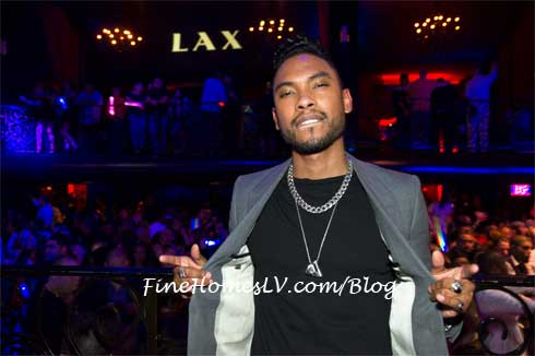 Miguel at LAX Club