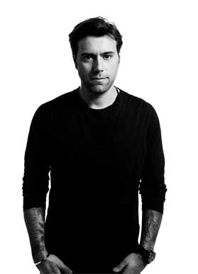 DJ Sebastian Ingrosso