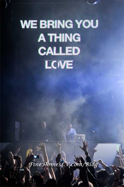 Above & Beyond at Marquee Nightclub