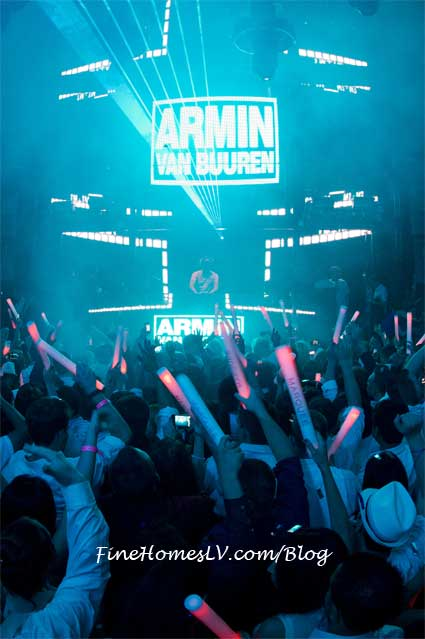 Armin Van Buuren LED Sign