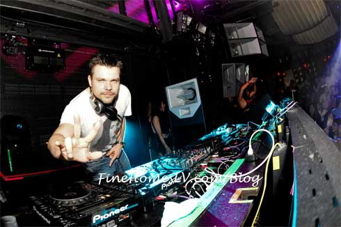 ATB at Marquee Nightclub