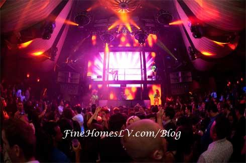 DJ Avicii at Marquee Las Vegas