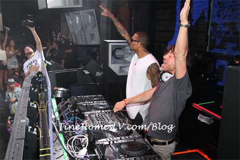 Benny Benassi and Chris Brown