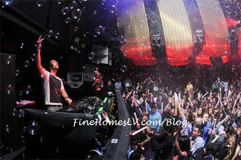 Cedric Gervais at Marquee Nightclub