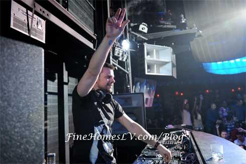 DJ ATB at Marquee Las Vegas