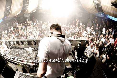 DJ ATB at Marquee Nightclub