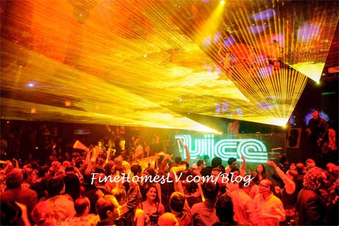 DJ Vice at Marquee