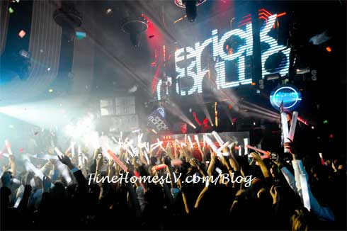 Erick Morillo at Marquee Nightclub