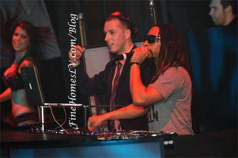 Lil Jon at Marquee Las Vegas