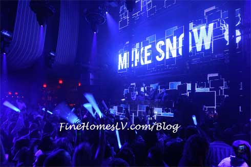 Miike Snow at Marquee Nightclub