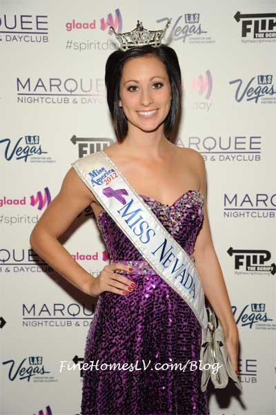 Miss NV Randi Sundquist