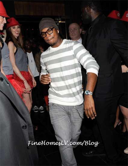 Ne-Yo at Marquee Nightclub