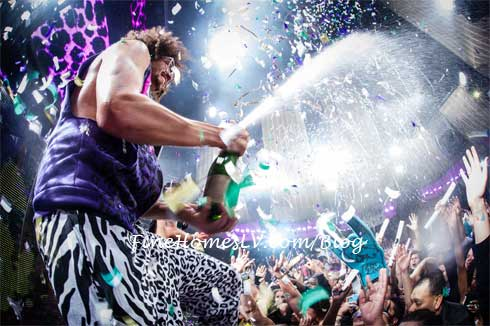 Redfoo at Party Rock Mondays