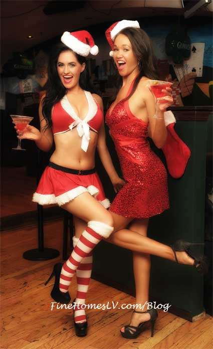 McFaddens Christmas Girls