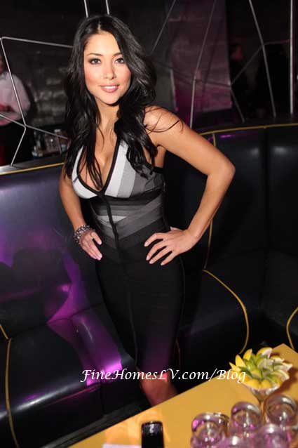 Arianny Celeste at Moon