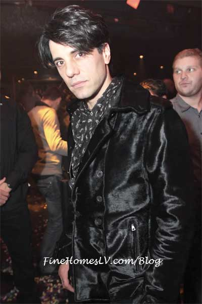 Criss Angel at Moon Nightclub
