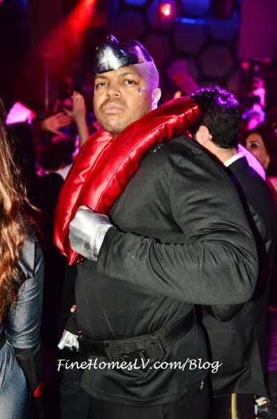 DJ Paul At Moon Nightclub