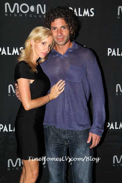 Camille Grammer and Charalambopoulos