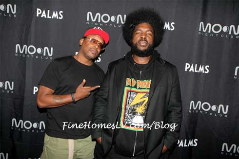 DJ Jazzy Jeff and Questlove
