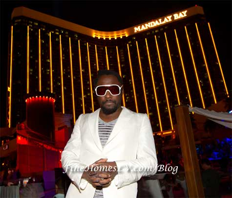 Will.i.am at Mandalay Bay