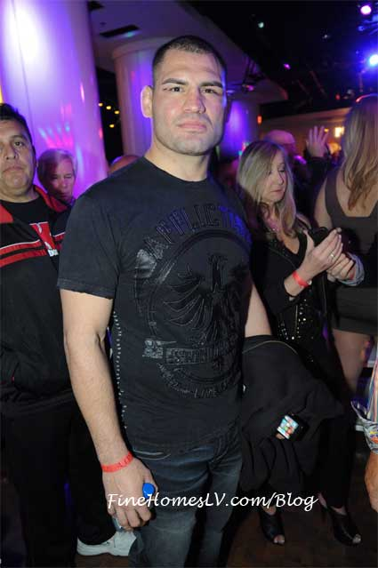 Cain Velasques at PURE
