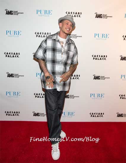 Chris Rene at PURE Nightclub