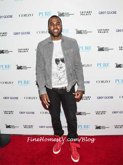 Jason Derulo on the Red Carpet