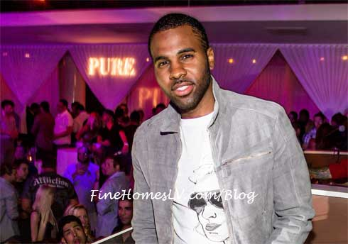 Jason Derulo at PURE