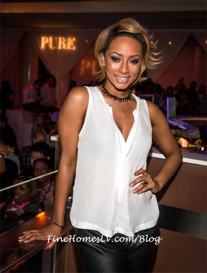 Keri Hilson at PURE