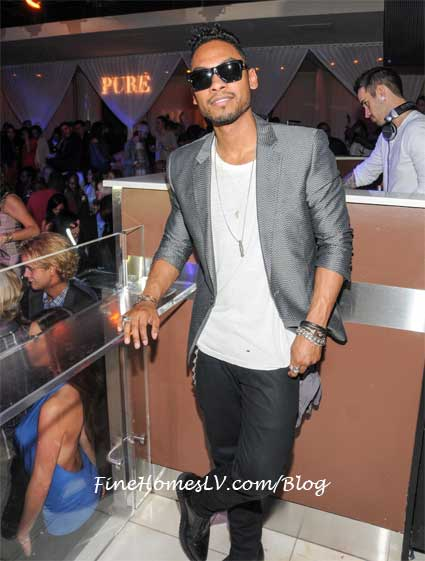 Miguel at PURE
