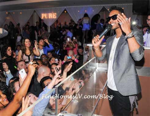 Miguel at PURE Las Vegas